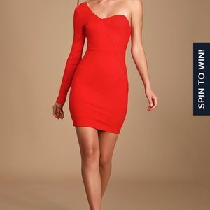 Lulus mini dress- brand new still with tag.